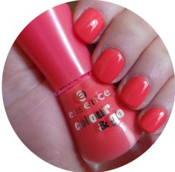 essence colour & go nail polish – Farbe: 109 off to miami ...