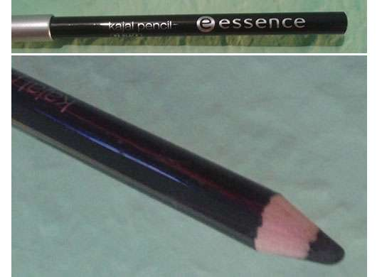 essence kajal pencil, Farbe: 01 black