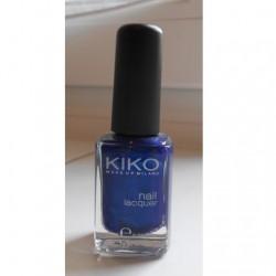 Produktbild zu KIKO nail lacquer – Farbe: 266 Ultramarine Blue