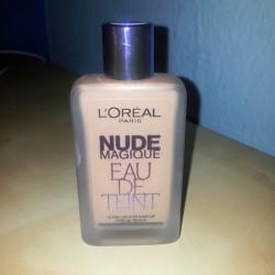 Produktbild zu L'ORÉAL PARiS Nude Magique Eau De Teint – Farbe: 140 Pure Beige