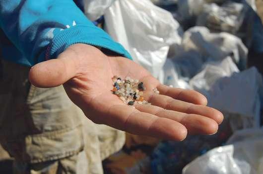 Lush eliminiert Plastikglitzer im Kampf gegen Umweltverschmutzung