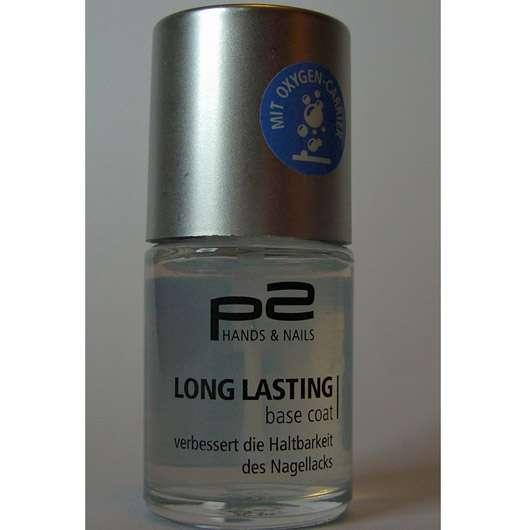 p2 Long Lasting Base Coat