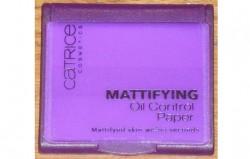 Produktbild zu Catrice Mattifying Oil Control Paper