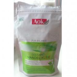 Produktbild zu Aok Pur Balance Seesand Mandelkleie Maske & Peeling