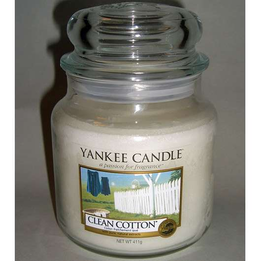 Yankee Candle Clean Cotton Housewarmer