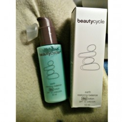 Produktbild zu beautycycle earth restoring balance day lotion