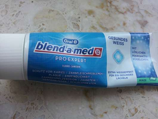 <strong>blend-a-med</strong> Pro Expert Zahncreme