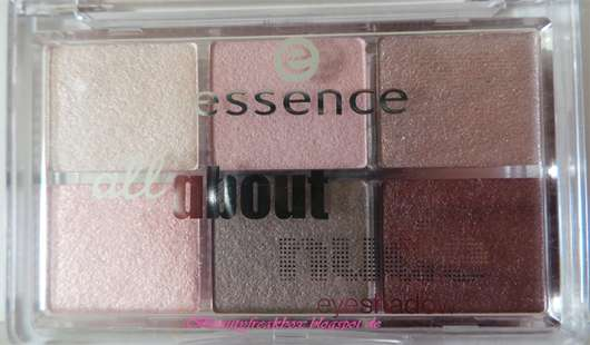 essence all about nude eyeshadow, Farbe: 01 nude