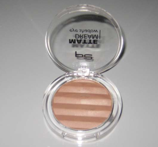 p2 matte dream eye shadow, Farbe: 020 brown chic