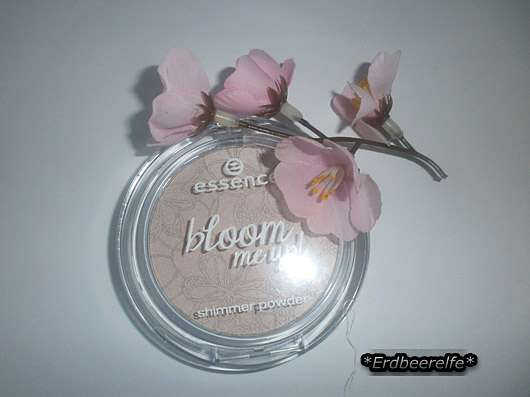 essence bloom me up! shimmer powder, Farbe: 01 rose it up! (LE)