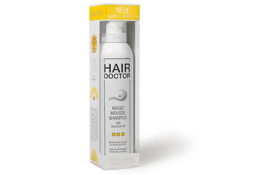 Hair Doctor Magic Mousse Shampoo