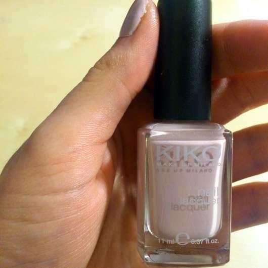 KIKO Nail Lacquer, Farbe: 372 Nude