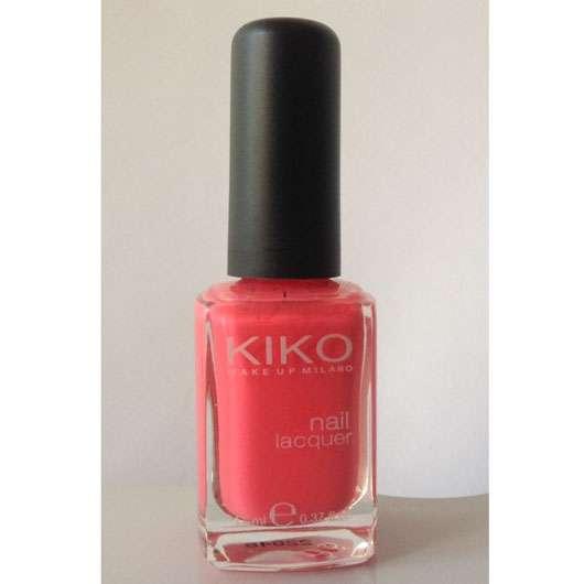 KIKO nail lacquer, Farbe: 360 Strawberry Pink