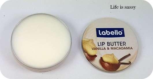 Labello Lip Butter Vanilla & Macadamia