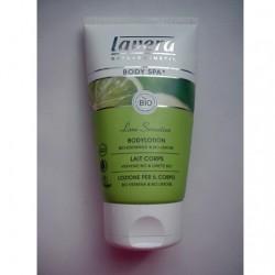 Produktbild zu lavera Naturkosmetik Lime Sensation Bodylotion