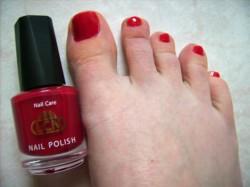 Produktbild zu LCN Nail Polish – Farbe: Love Potion