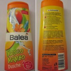 Produktbild zu Balea Mango Mambo Dusche (LE)