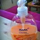 Isana Creme Seife Mango & Orange