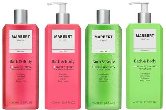 MARBERT Bath & Body I ♥ Serie
