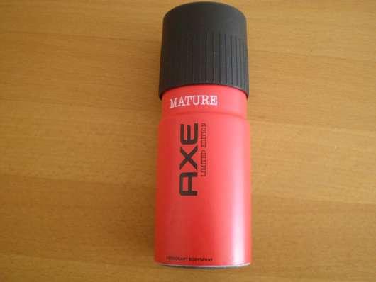 AXE Mature Deodorant Bodyspray (LE)