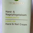 Primavera Hand- & Nagelpflegebalsam Ingwer Limette