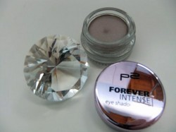 Produktbild zu p2 cosmetics forever intense eye shadow cream – Farbe: 050 just can't wait