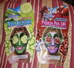 Produktbild zu Montagne Jeunesse Peel Off Masken