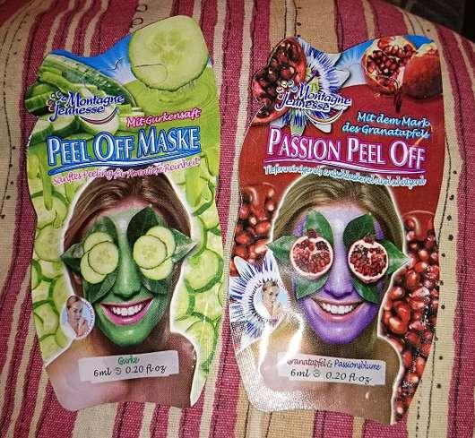 <strong>Montagne Jeunesse</strong> Peel Off Masken