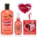 I love… Sugared Pomegranate Limited Edition