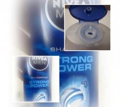 Produktbild zu NIVEA MEN Shampoo Strong Power