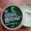 The Body Shop Tea Tree Face Mask