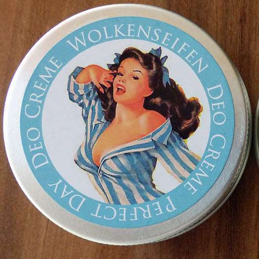 Wolkenseifen Deocreme Perfect Day