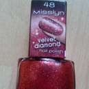 Misslyn Velvet Diamond Nail Polish, Farbe: 48 Heart-Stopping (LE)