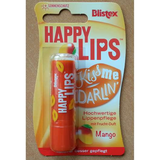 Blistex Happy Lips Mango