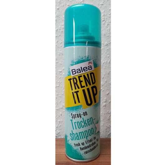 test trockenshampoo balea trend it up spray on. Black Bedroom Furniture Sets. Home Design Ideas