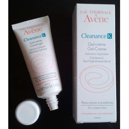 <strong>Avène</strong> Cleanance K Gel-Crème