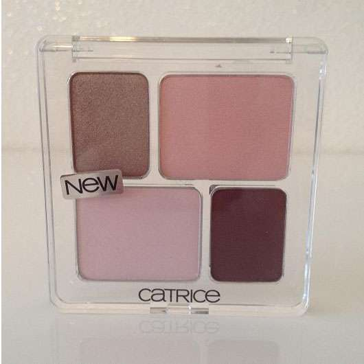 Catrice Absolute Eye Colour Quattro, Farbe: 100 F'rosen Yoghurt