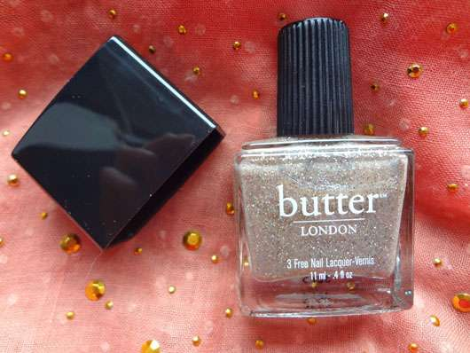 <strong>butter LONDON</strong> 3 Free Nail Lacquer-Vernis - Farbe: Boho Rock (LE)