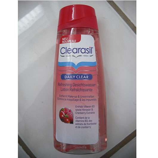 <strong>Clearasil Daily Clear</strong> Refreshing Gesichtswasser
