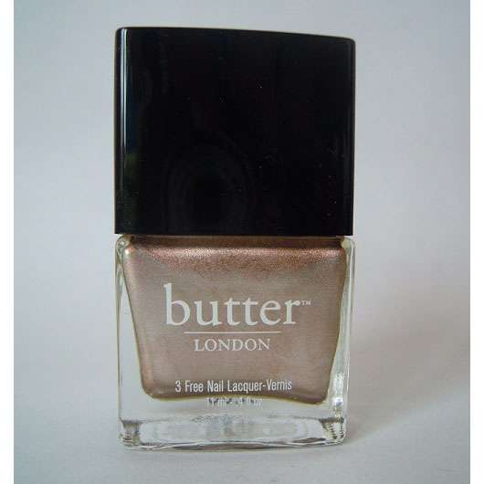 <strong>butter LONDON</strong> 3 Free Nail Lacquer-Vernis - Farbe: Goss (LE)