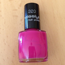 Misslyn nail polish, Farbe: 320 Exotic Fruit
