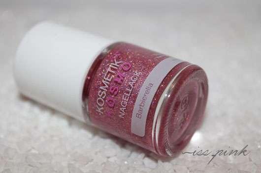 Kosmetik Kosmo Nagellack Glitter Holo, Farbe: Barbierella