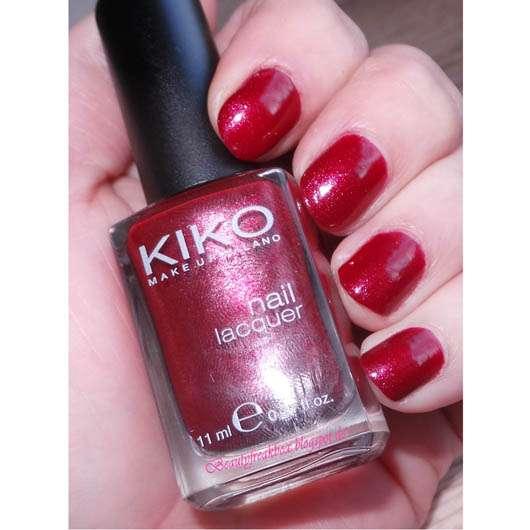 KIKO nail lacquer, Farbe: 242 Pearly Amethyst
