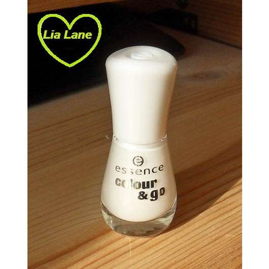 essence colour & go nail polish, Farbe: 152 give me nude, baby!