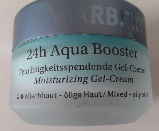Marbert 24h Aqua Booster Feuchtigkeitsspendende Gel-Creme (Mischhaut – ölige Haut)