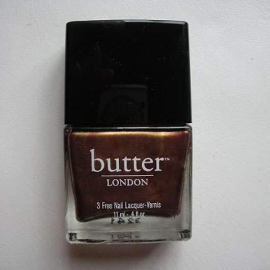 <strong>butter LONDON</strong> 3 Free Nail Lacquer-Vernis - Farbe: Trifle (LE)