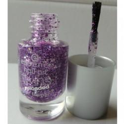 Produktbild zu essence nail art twins glitter topper – Farbe: 02 julia