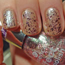 essence effect nail polish, Farbe: 03 glitz & glam