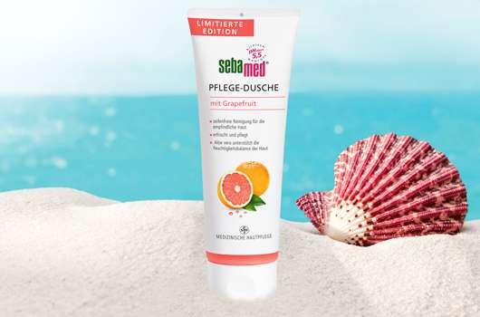 sebamed Pflege-Dusche mit Grapefruit