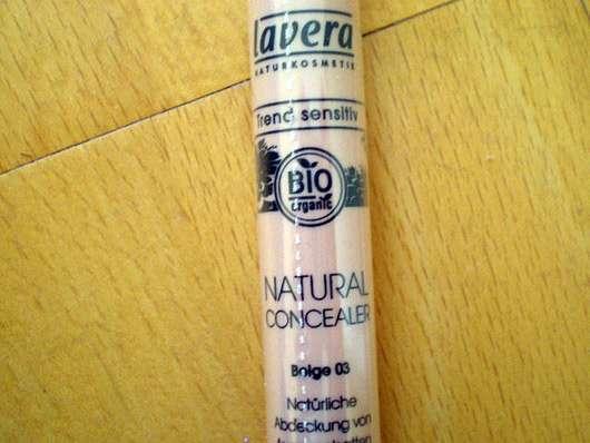 lavera Trend Sensitiv Natural Concealer, Farbe: Beige 03